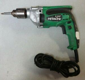 """Hitachi D 13VF 1/2"""" Drill 9A NR Auction"""