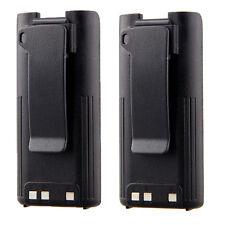 2x BP-210N BP-222N Battery for ICOM IC-A6 IC-A24 IC-V8 IC-V82 IC-U82 Radio