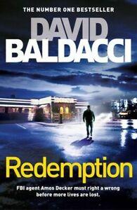 Redemption by Baldacci David (2019, Hardback)