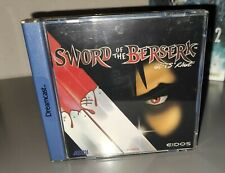 Sword Of The Beserk - Sega Dreamcast - *Neuwertig*