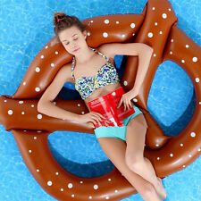 Summer Swim Pool Giant Float Toy Beach Inflatable Floating Raft Air Mat 60 inch