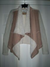 Saturday Sunday Anthropologie Size Small S Womens Sweater Jacket Trendy Coverup