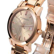 Brand New BU9034 Swiss Made Rose Gold Watch