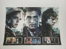 Harry Potter Poster (Hermione, Harry, Ronald) 17x24