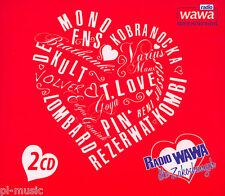 = RADIO WAWA dla ZAKOCHANYCH / 2 CD  sealed / POLSKIE PRZEBOJE