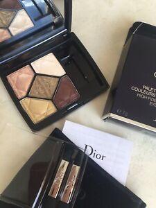Christian Dior 5 Parfait Lidschattenpalette 657 Expose 7g Limited Edition OVP