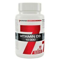 Vitamin D3 10000IU - 60 Soft Gel capsules in MCT Oil Vitamin D 10,000iu Vit d3
