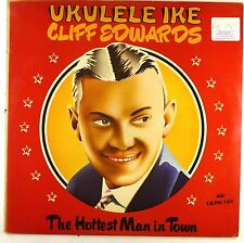 """12"""" LP - Ukulele Ike - The Hottest Man In Town - D59 - RAR - washed & cleaned"""
