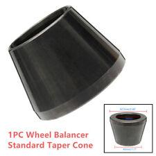 "1.5"" to 2.5"" Carbon Steel Car Wheel Balancer Cone 36mm Shaft Accuturn Coat Black"