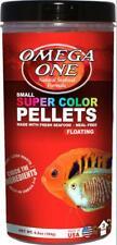 Omega One Small Floating Super Color Pellets 6.5 oz