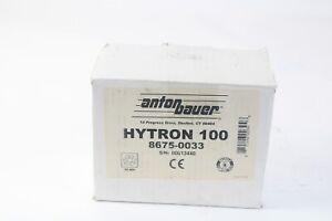 Anton Bauer Hytron 100 8675-0033 110Wh Batteria W/Realtime Display 872496003946