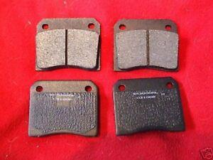 JAGUAR XJ6 XJ12 XJS XJR   DAIMLER Sovereign    Rear Brake Pads Set    (1968- 96)