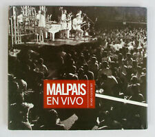 MALPAIS: EN VIVO (Live) CD Costa Rica Folk Calypso Latin World Jazz San Jose