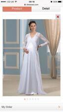 Maternity Designer Wedding Dress