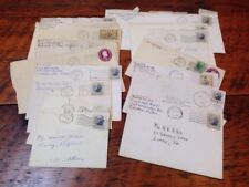 Vintage 1960s Correspondence Letters Harold Margaret Fitch Luray Virginia