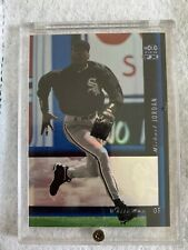 michael jordan baseball card In Mint Condition