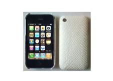 Coque Arrière (écaille blanc) ~ Apple iPhone 3G / iPhone 3GS