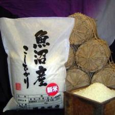 Uonuma KOSHIHIKARI White Sushi Rice Short Grain 5kg  NIIGATA F/S Japan