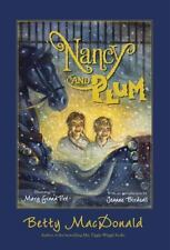 Nancy and Plum-ExLibrary