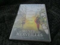 "DVD NF ""LE MUSEE DES MERVEILLES"" Oakes FEGLEY, Julianne MOORE, Michelle WILLIAMS"