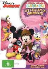Mickey Mouse Clubhouse: Detective Minnie NEW DVD (Region 4 Australia)