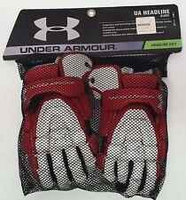 "New Under Armour Headline Red Sz: Medium 12"" Lacrosse Gloves"