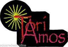 19036 Tori Amos Iron On Patch American Singer Songwriter Composer Pianist Music