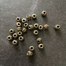 A8205 20 Pcs  Bronze Plated Alloy Connector Joiner