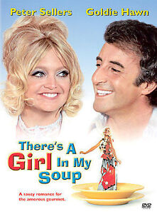 There's a Girl in My Soup New Sealed 2003