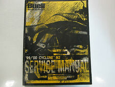 1999 2000 Buell Cycolne M2 Service Repair Shop Manual FACTORY OEM NEW