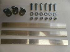 DIY fly screen / spot light fixing bracket making kit
