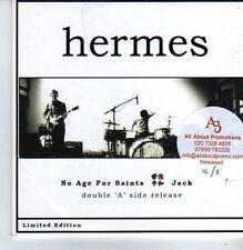 (BP515) Hermes, No Age For Saints/Jack - DJ CD