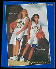 1997-98 UCLA BRUINS WOMEN'S NCAA BASKETBALL MEDIA GUIDE