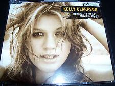 Kelly Clarkson Behind These Hazel Eyes Rare Australian Enhanced 4 Track CD