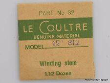 Jaeger LeCoultre Stem Cal. 812 Part #32 401