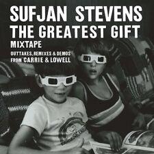 SUFJAN STEVENS Greatest Gift LP Ltd Ed Yellow Vinyl NEW 2017