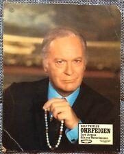 Ohrfeigen Curd Jürgens Gila Von Weitershausen Aushangfoto