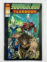 Youngblood YearBook Vol 1 Issue 1 July 1993 Image Comics