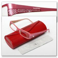 VALENTINO Ladies DIAMOND / ROSE CRYSTAL GLASSES