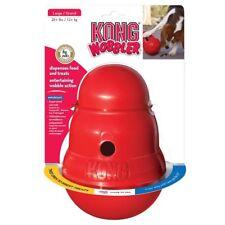 Kong Hundespielzeug Wobbler, befüllbar mit Snacks, Größe L