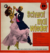 LP  Schwof mal wieder - Dufte Melodien der Goldenen 20er-Jahre - George Martin