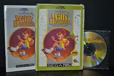 The Adventures of Willy Beamish (Sega CD, 1994) Game CIB w/ Manual FREE SHIPPING