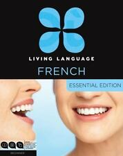 Living Language French, Essential Edition, Beginner [With Book(s)] by Living Lan