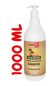 Hair Pro London Jamaican Black Castor Oil Shampoo 1000ml  Hair Growth /Thicker