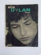 "Bob Dylan ""A Collection"" Original 1966 Songbook"