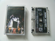 SENTENCED - LOVE AND DEATH - CASSETTE TAPE - CENTURY MEDIA / METAL MIND (1995)