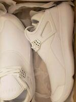 Nike Air Jordan Fly '89 Lunarlon Trainers size 9 White Style 940267-100 NEW