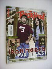 ROCK HARD #09/2006 - IRON MAIDEN - BLIND GUARDIAN - OPETH - AUDIOSLAVE - TANKARD