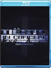 Tiesto-tiesto en concert (director's cut) Blu-ray nuevo