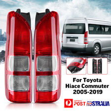 AU Pair Rear Tail Brake Light Lamp For Toyota Hiace HiAce/Commuter Van 2005-2019
